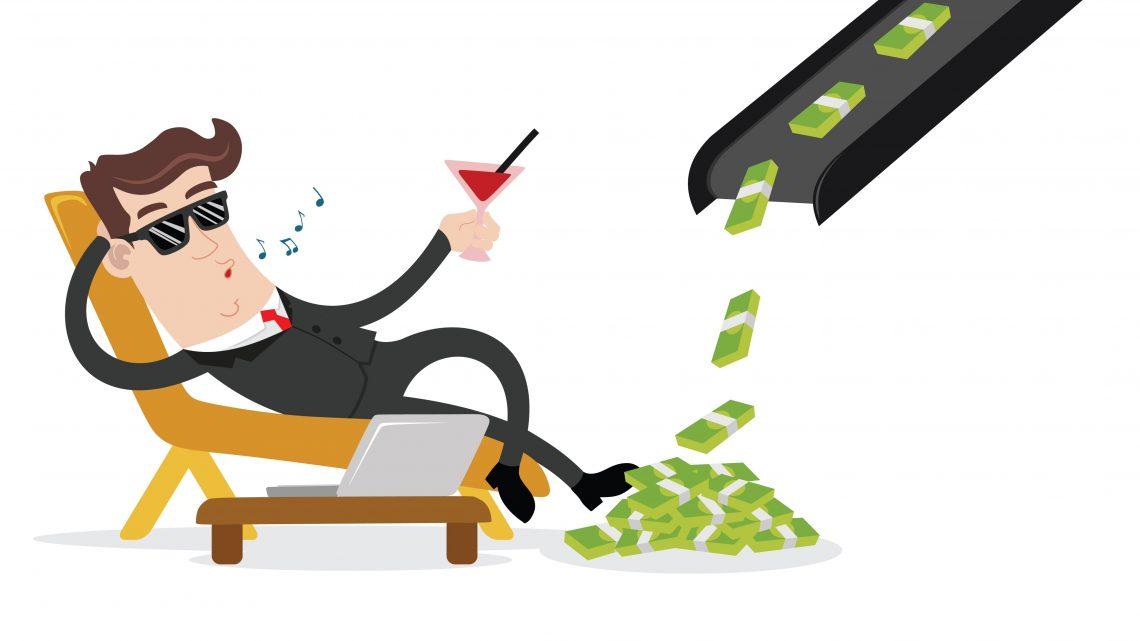 Opdatering på projekt: Passiv indkomst fra affiliate og referral marketing (efter 4 mdr) – iFire